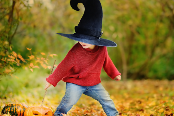sensory halloween tips