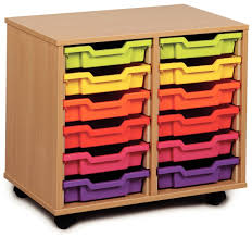 multi coloured, school ,storage, unit, furniture